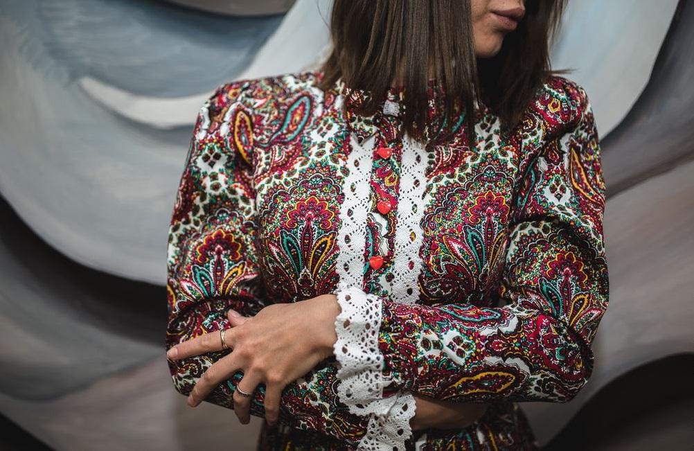 Модный тренд: a la rus
