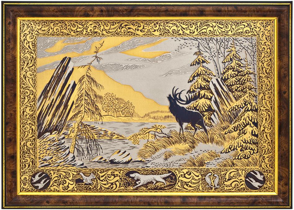 Удивительное рядом – Златоустовская гравюра