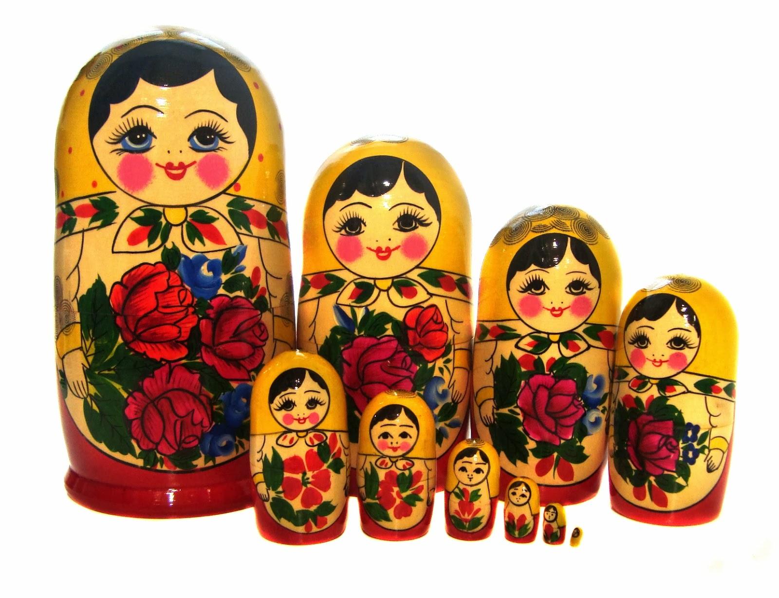 Русская красавица: история успеха семеновской деревянной игрушки