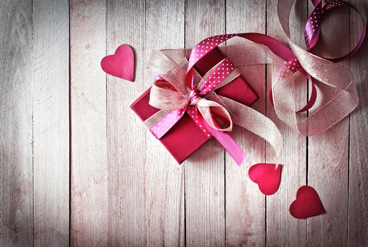 День всех влюбленных: что подарить второй половинке?
