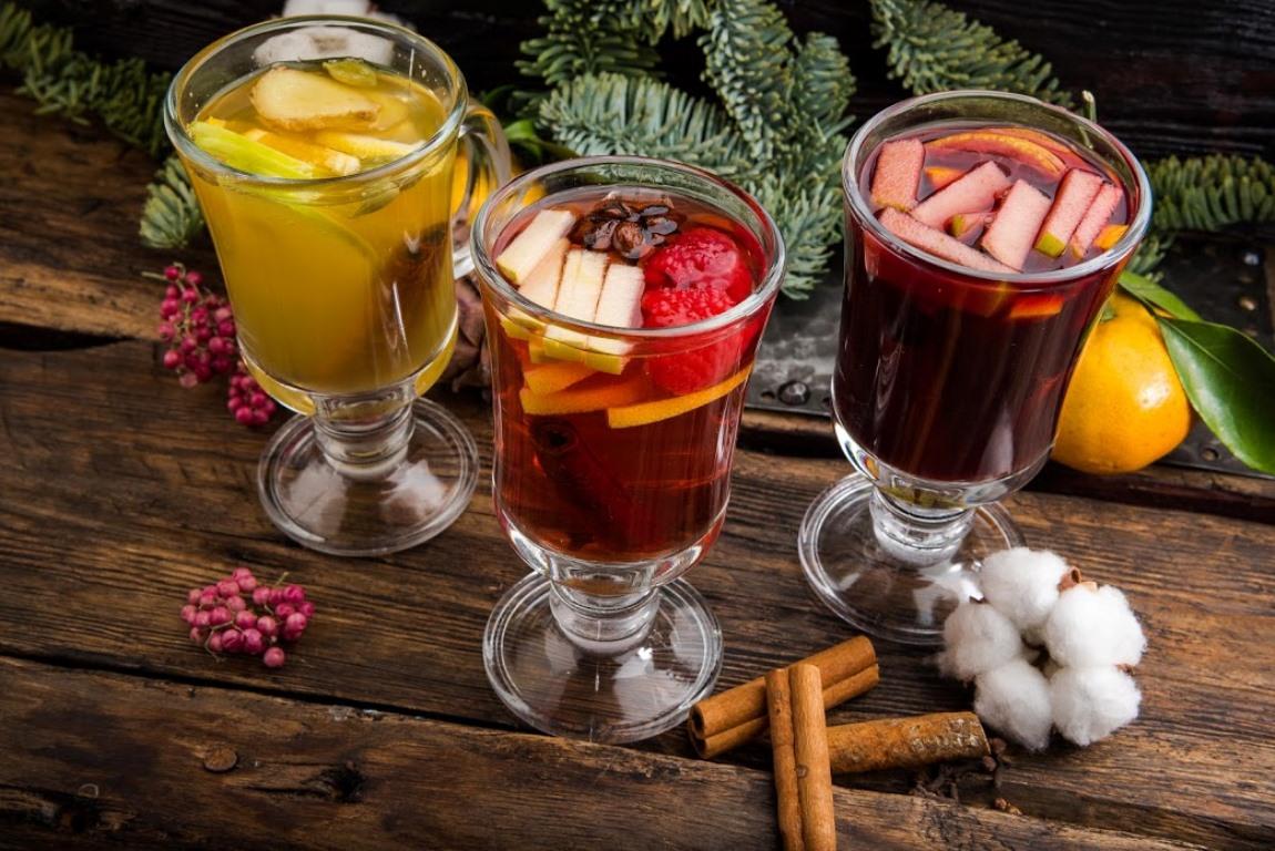 Согреваемся: зимние коктейли