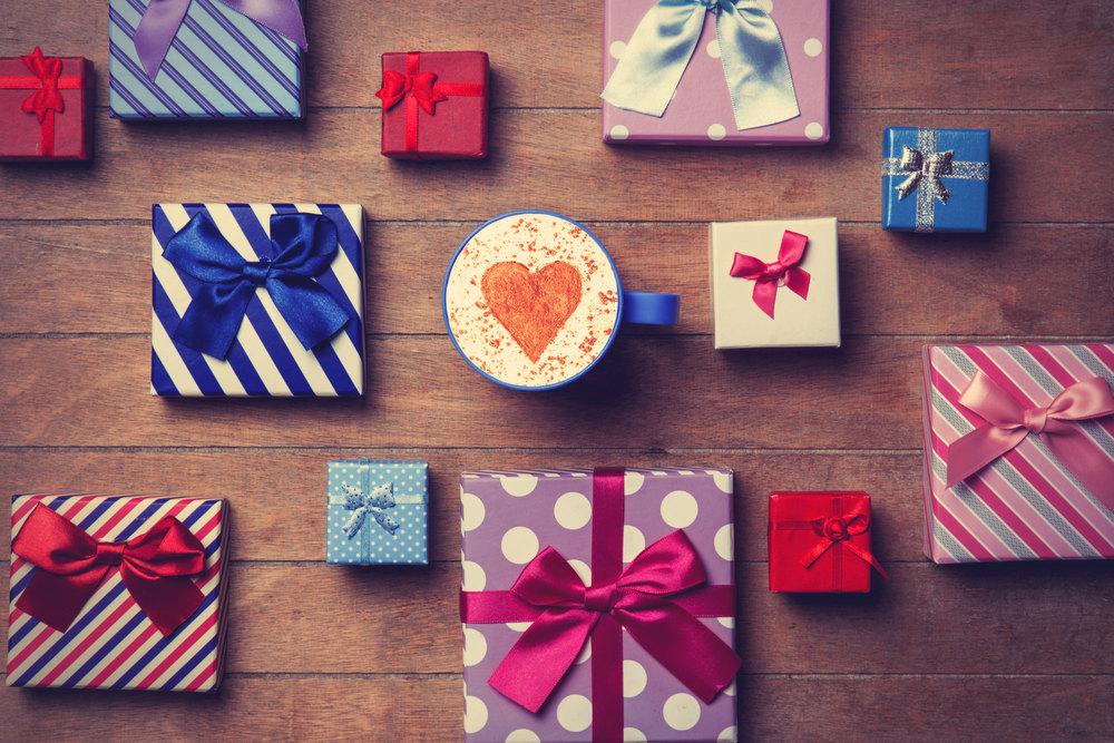 Самые необычные подарки в мире